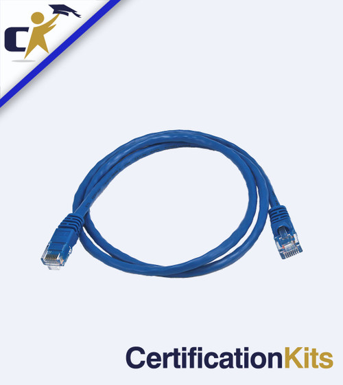 Ethernet Cat5e Molded Patch Cables