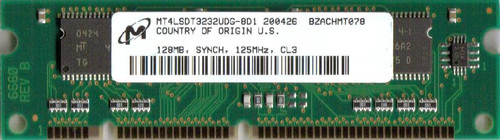 Cisco 2600XM Series 128MB DRAM