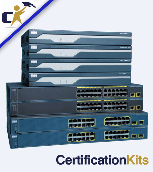 Build Your Own CCNP Primed and Ready Kit