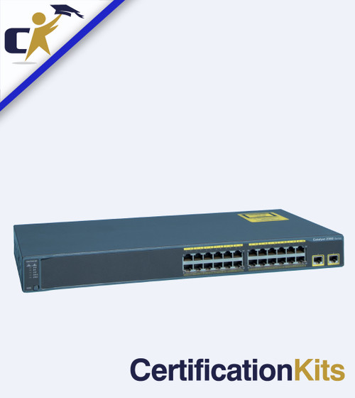 Cisco Catalyst 2960-24TT-L Switch