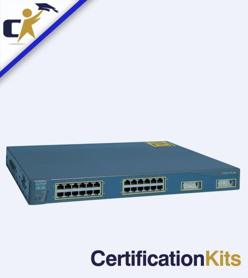 Cisco Catalyst 3550-24 Switch Kit