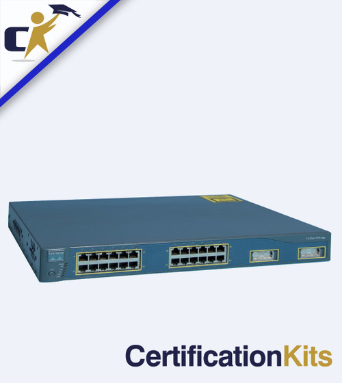 Cisco Catalyst 3550-24 Switch Kit