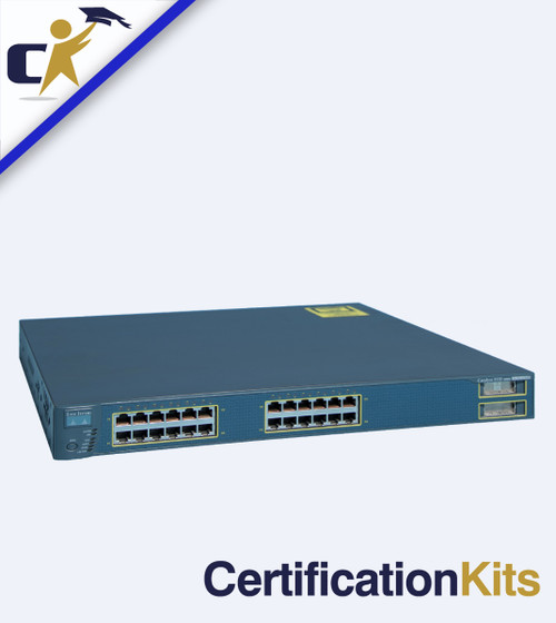 Cisco Catalyst 3550-24-PWR Switch
