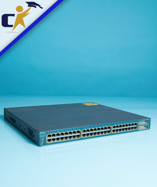 Cisco Catalyst 3550-48 Switch