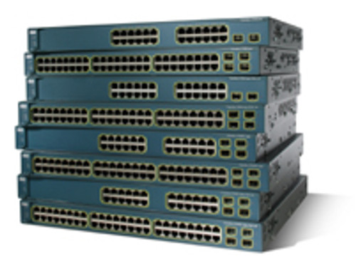 Cisco Catalyst 3560-24PS