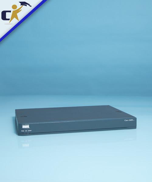 Cisco 2610XM 128/32 CCNA 12.4 Router Kit