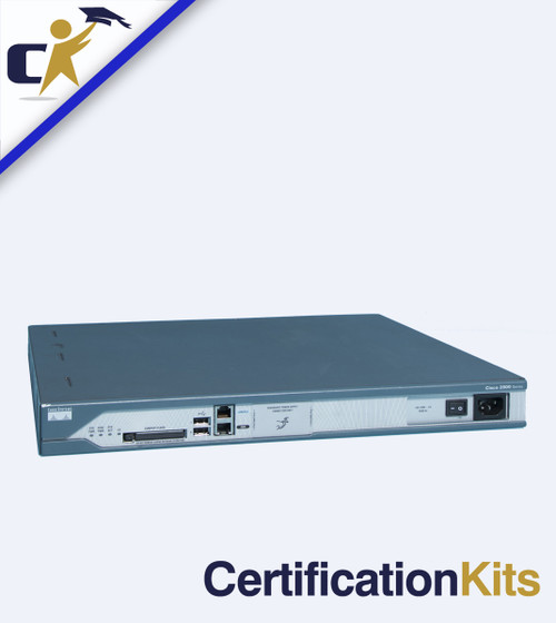 Cisco 2811 256/128 Router