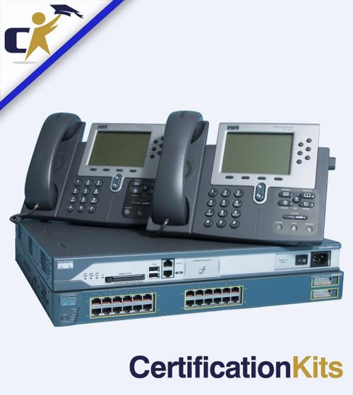 Premium CCNA Voice 640-461 Lab Kit I