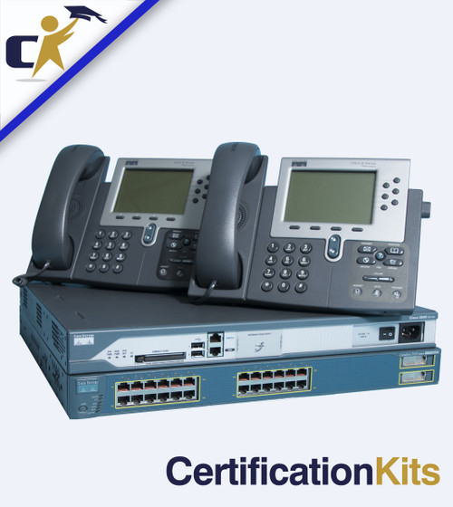 Premium CCNA Voice 640-461 Lab Kit I
