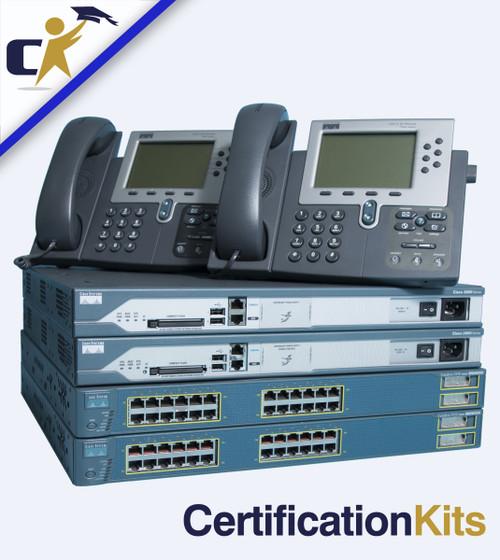 Premium CCNA Voice 640-461 Lab Kit II