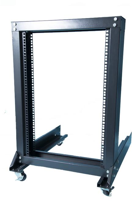 16U Deluxe Rack Stand
