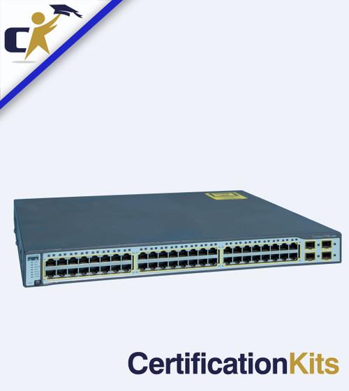Cisco WS-C3750G-48TS