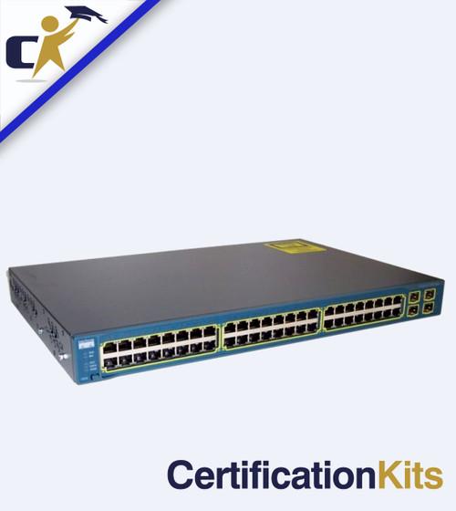 Cisco WS-C3560G-48TS