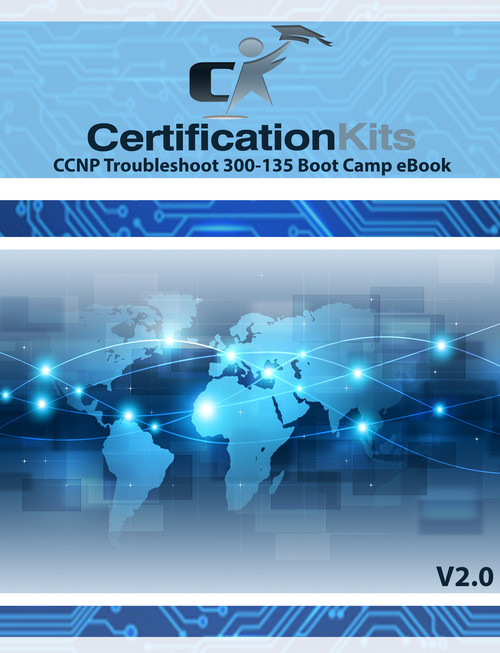 CCNP Troubleshooting and Maintaining Cisco IP Networks (TSHOOT) eBook