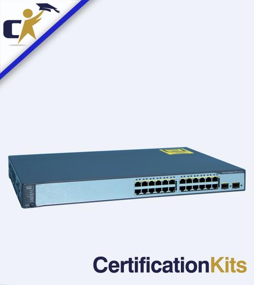 Cisco 3750v2 Switch