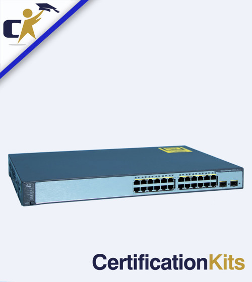 Cisco 3750v2 Switch
