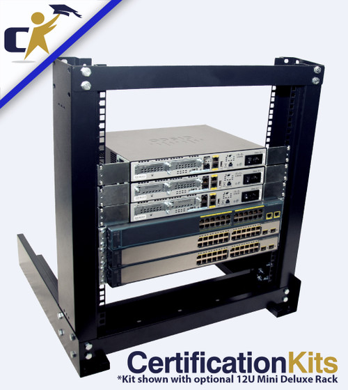Cisco CCNA & Premium Plus CCNP Enterprise Kit
