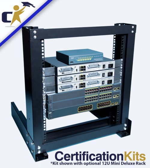 Cisco CCNA Security 210-260 and Network Security 1.0 Essentials Standard Kit