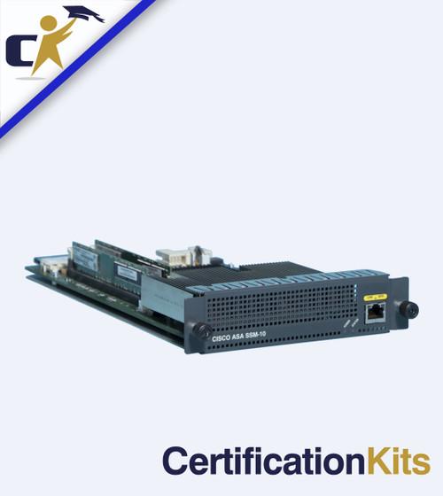 SSM-10 Module for ASA 5510