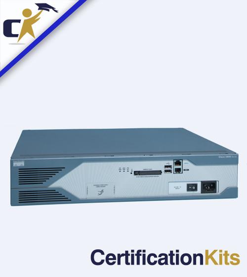 Cisco 2821 256/128 Router