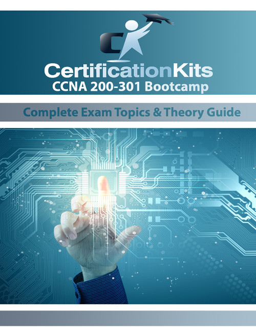 CertificationKits CCNA 200-301 BootCamp & Theory eBook