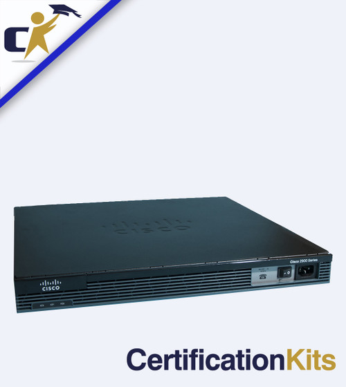 Cisco 2901 Router Sec/K9