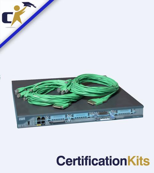 2801 / HWIC-16A Access Server Kit