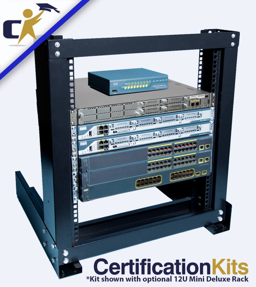 Cisco CCNA Security 210-260 and Network Security v1.0 Essentials Standard Plus Kit