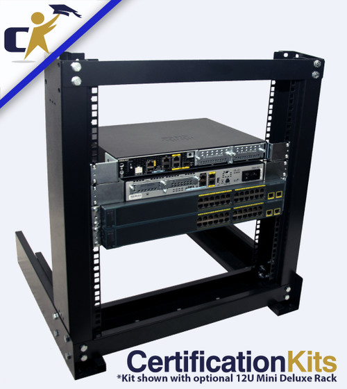 XE/G2 Elite CCNA 200-301 Hybrid Base Kit