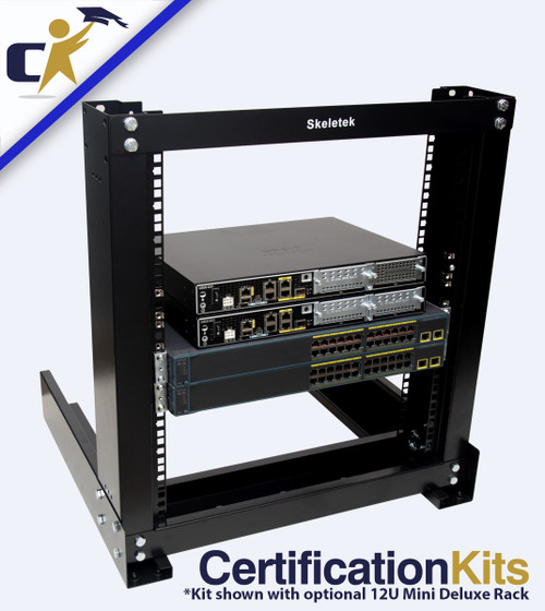 XE Official Elite CCNA 200-301 Base Plus Kit