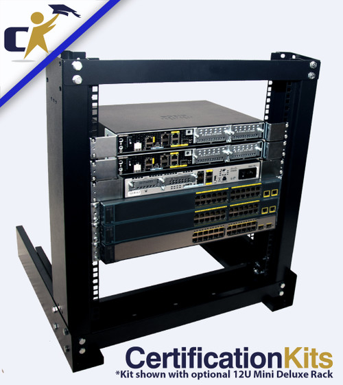 XE/G2 Elite CCNA 200-301 Premium Plus Hybrid Kit
