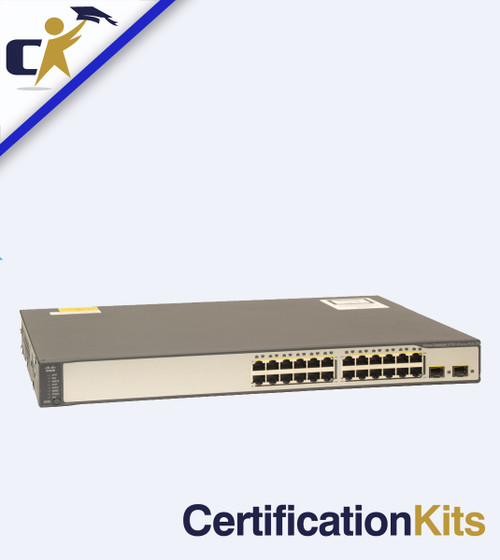 Cisco 3750v2 PoE (-PS) Switch