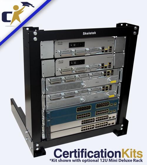 Cisco CCNA & CCNP  G2 Extended Topology Titanium Kit