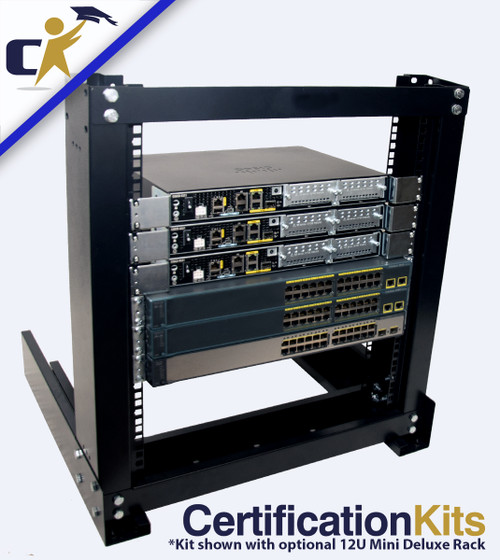 XE Official Elite CCNA 200-301 Platinum Kit