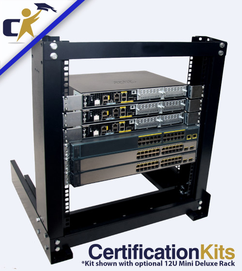 XE Official Elite CCNP Enterprise & CCNA Platinum Kit