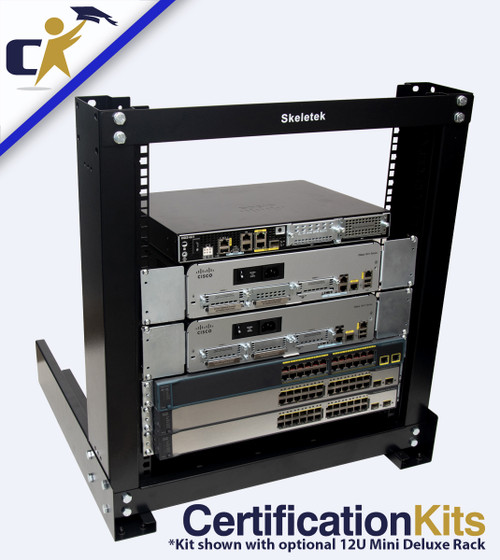 XE/G2 Elite CCNP Enterprise & CCNA Premium Hybrid Kit