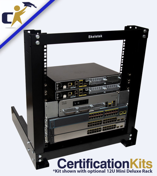 XE/G2 Elite CCNP Enterprise & CCNA Premium Plus Hybrid Kit