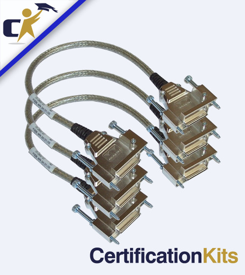 Stackwise Cable Three Pack
