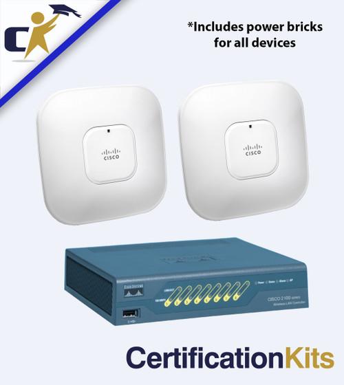 Wireless Controller & Dual AP Pack