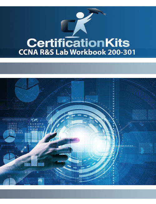 Cisco CCNA 200-301 Lab eWorkbook