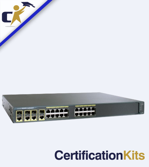 Cisco Catalyst WS-2960G-24TC-L