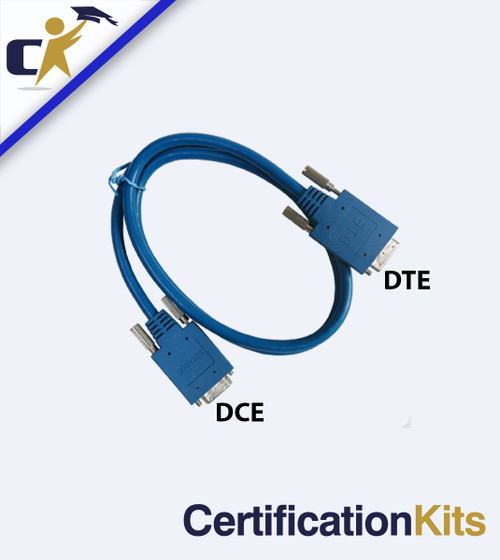 Smart Serial to Smart Serial Crossover Cable 1Ft