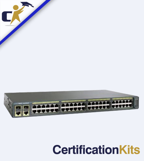 Cisco Catalyst WS-C2960+48TC-L