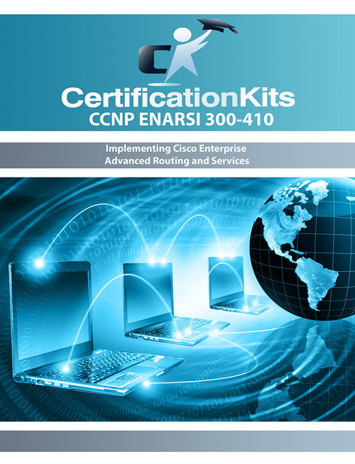 CertificationKits CCNP ENARSI 300-410 Boot Camp & Theory eBook