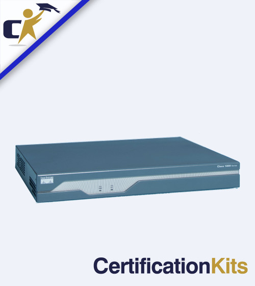 Cisco 1841 384/128 Router