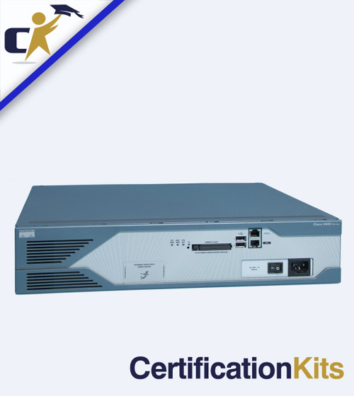 Cisco 2821 512/128 Router