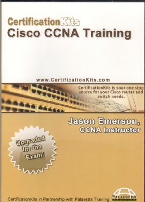 Cisco CCNA Certification Training CBT