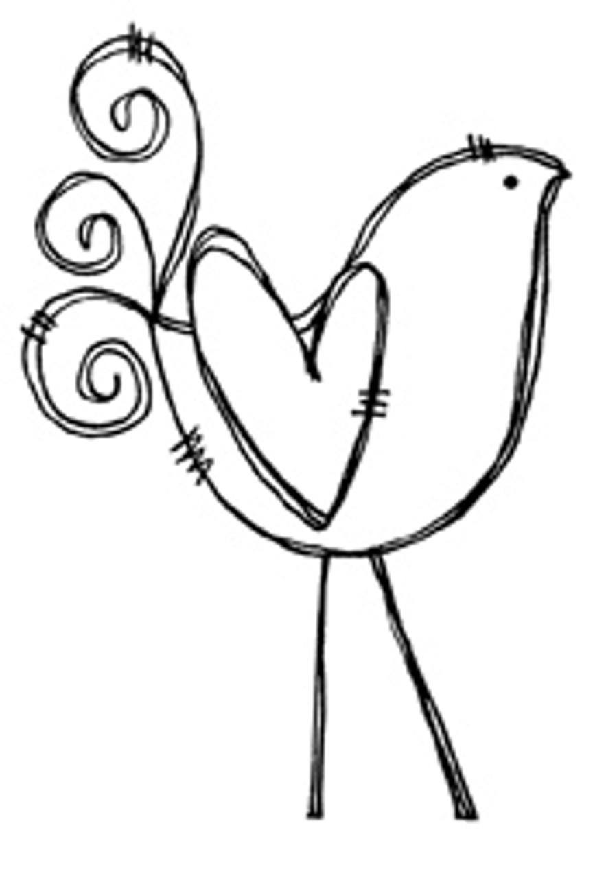 SA Curly Bird (Reg. $5.00)