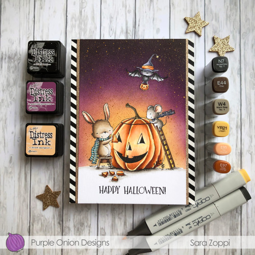 Happy Halloween 2 By Sara