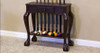 CL Bailey Carved Leg Cue Rack with Drawer